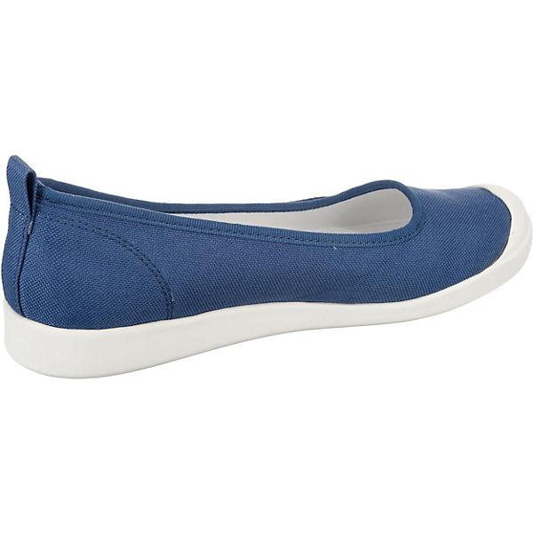 CALVIN KLEIN Gute JEANS, LIBBY NYLON Sportliche Ballerinas, blau  Gute KLEIN Qualität beliebte Schuhe cec2bd