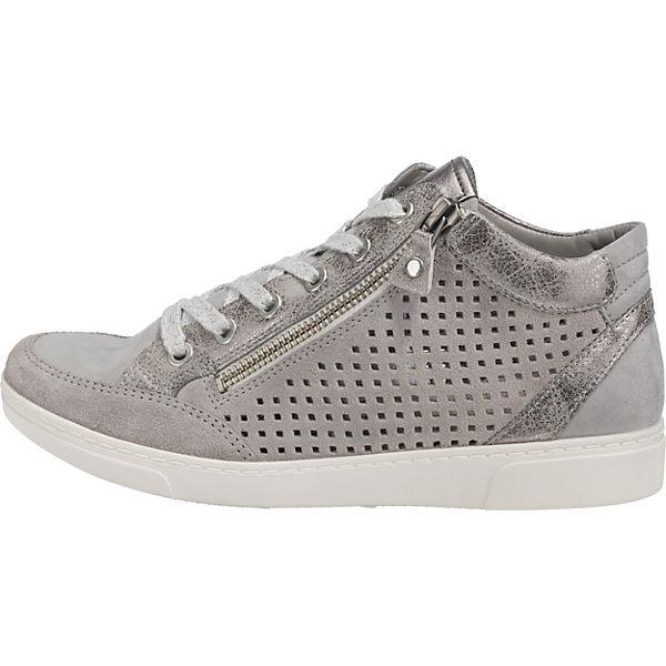 JENNY Seattle Sneakers High grau