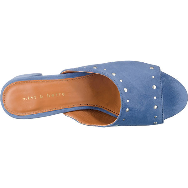 amp;berry mint Clogs Clogs blau amp;berry mint blau Clogs mint blau amp;berry wFXHnxa