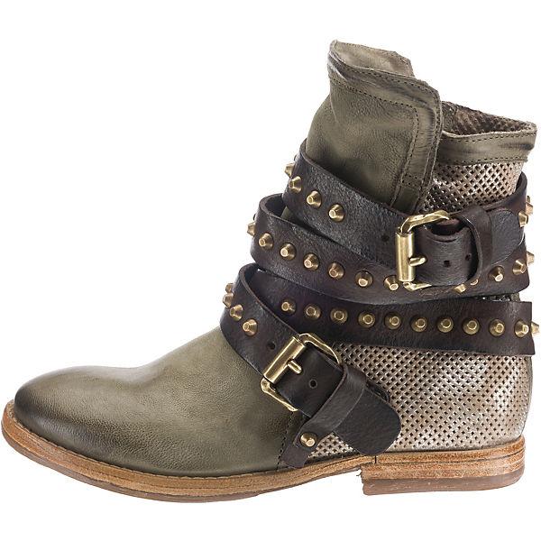A.S.98, Klassische Stiefeletten, beliebte grün-kombi  Gute Qualität beliebte Stiefeletten, Schuhe 8ef875