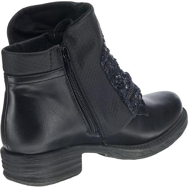 Dockers by Gute Gerli, Winterstiefeletten, schwarz  Gute by Qualität beliebte Schuhe 098e7c