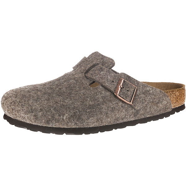 Boston Wooly Home Wolle Clogs normal