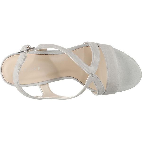 Pier One, Keilsandaletten, grau beliebte  Gute Qualität beliebte grau Schuhe a66727