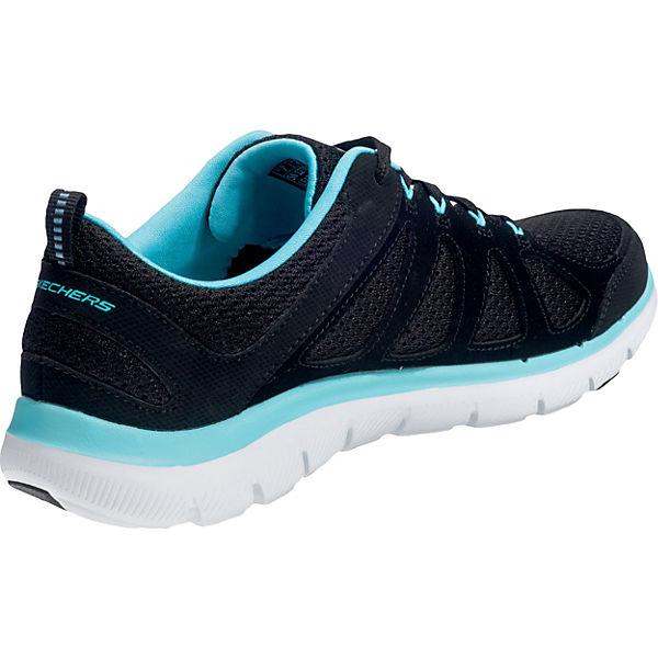 kombi nbsp;SIMPLISTIC SKECHERS Low FLEX schwarz APPEAL 0 Sneakers 2 WqaH8naT