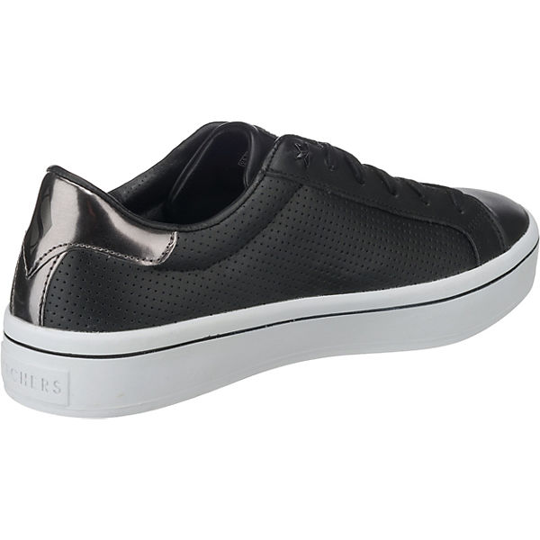 SKECHERS Hi-Lites Perfect Sneakers Low schwarz