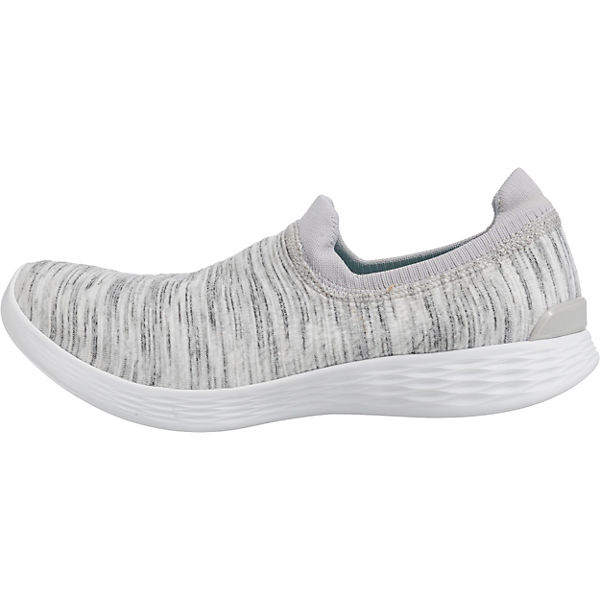 You Define SKECHERS Grace grau Low Sneakers 7Hxzx