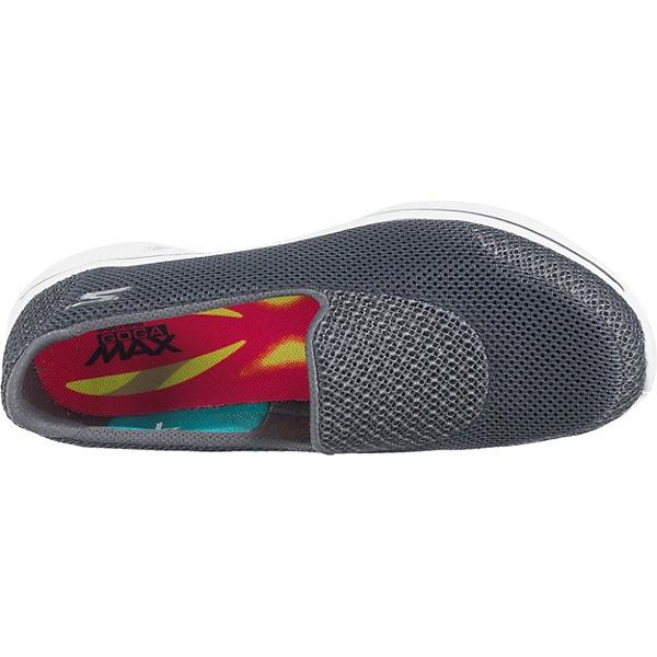 SKECHERS, Go Walk 4  Propel Sneakers Low, dunkelgrau  4  8d672e