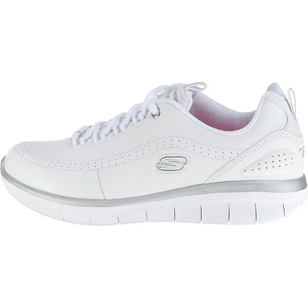 SKECHERS SYNERGY 2.0 Sneakers Low weiß Schuhe  Gute Qualität beliebte Schuhe weiß 94126f