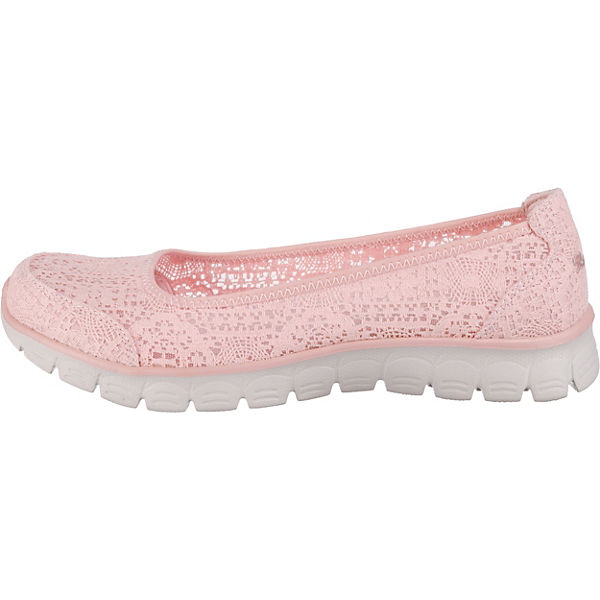 SKECHERS Ez Flex 3.0 Beautify Sportliche Ballerinas rosa