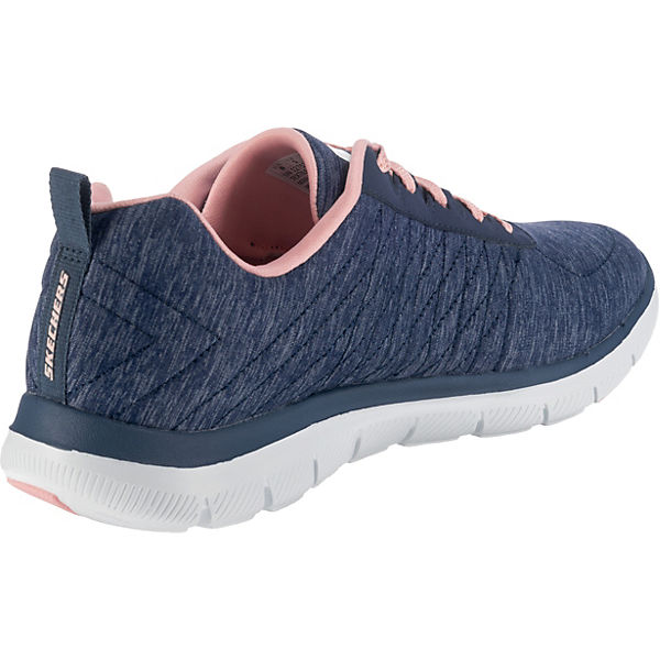 SKECHERS, Sneakers FLEX APPEAL 2.0  Sneakers SKECHERS, Low, dunkelblau   af3f2c