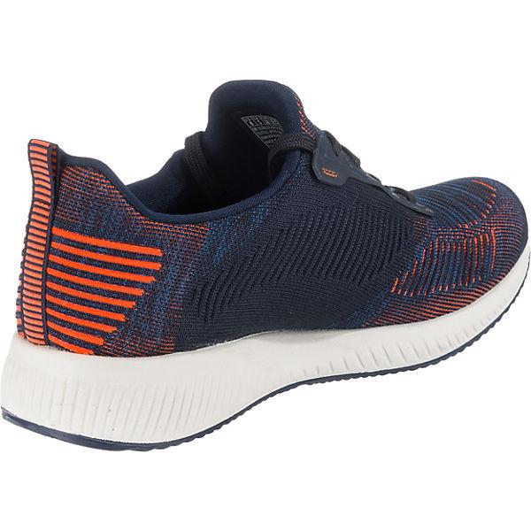 kombi Squad SKECHERS blau Sneakers Low Bobs 5BzxXqwxZ