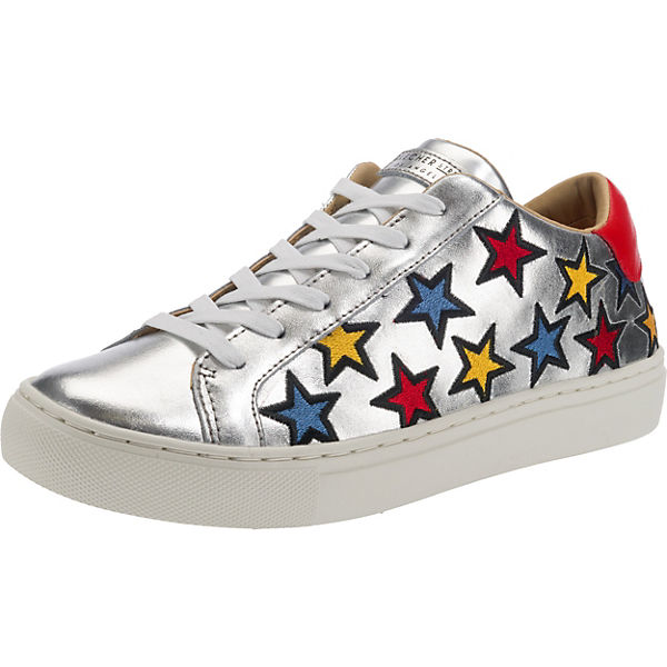 Side Street Star Side Embroidery Sneakers Low
