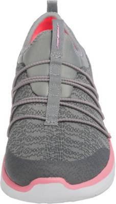 SKECHERS 'Synergy 2.0 Simply Chic' Sneakers Low grau / rosa