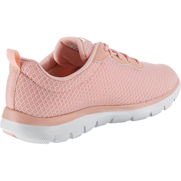 Appeal 0 2 rosa SKECHERS Sneakers Newsmaker Flex Low T6vxwz