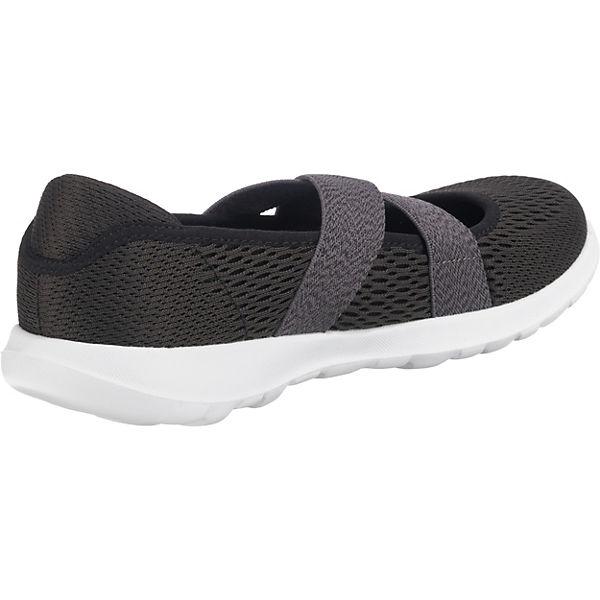 SKECHERS,  Go Walk Cutesy Sportliche Ballerinas, schwarz  SKECHERS, Gute Qualität beliebte Schuhe 807281