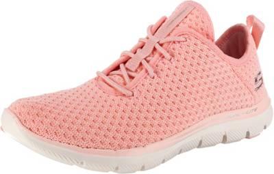 SKECHERS, Flex Appeal 2.0 Bold Move Sneakers Low, rosa
