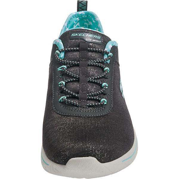 SKECHERS, Burst 2.0 Sunny Side Sneakers Low, Low, Low, schwarz-kombi  Gute Qualität beliebte Schuhe cc86df