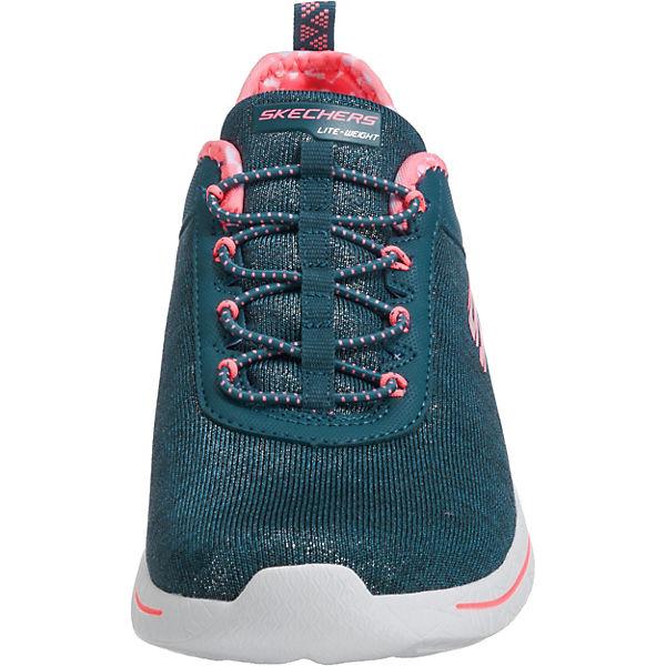 SKECHERS, Sneakers Burst 2.0 Sunny Side Sneakers SKECHERS, Low, blau-kombi  Gute Qualität beliebte Schuhe 120859