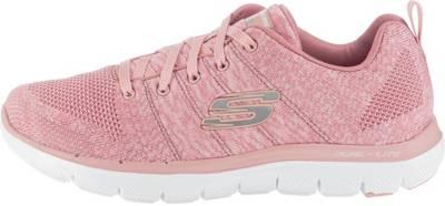 SKECHERS Sneaker FLEX APPEAL 2.0 HIGH ENERGY in rosa