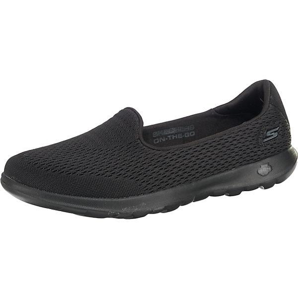 SKECHERS Go Walk Lite Shanti Sneakers Low schwarz