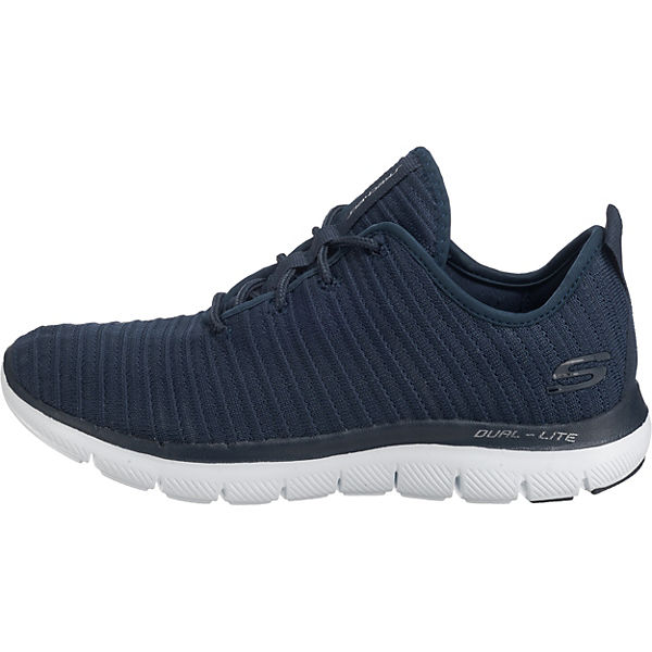 SKECHERS Flex Appeal 2.0 Estates Sneakers Low dunkelblau