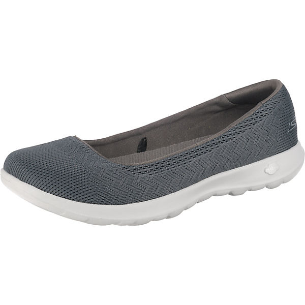 SKECHERS Go Walk Lite Dreamer Sneakers Low grau