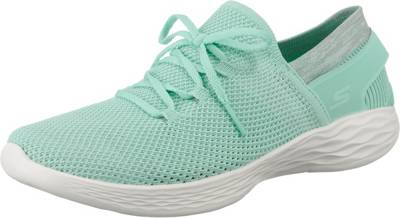 SKECHERS, You Spirit Sneakers Low, grün | mirapodo