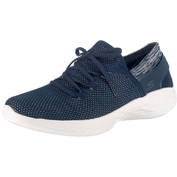 SKECHERS You Spirit Sneakers Low dunkelblau