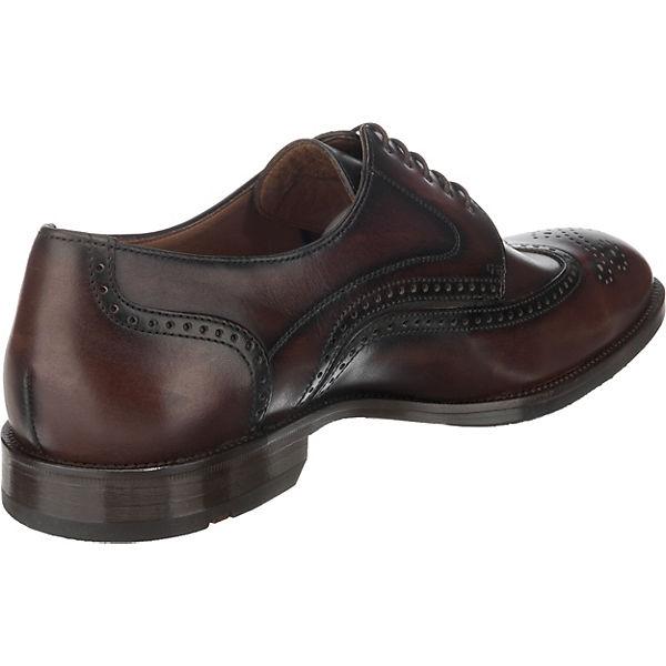 LLOYD, MAX Business-Schnürschuhe, dunkelbraun    Gute Qualität beliebte Schuhe eaf870