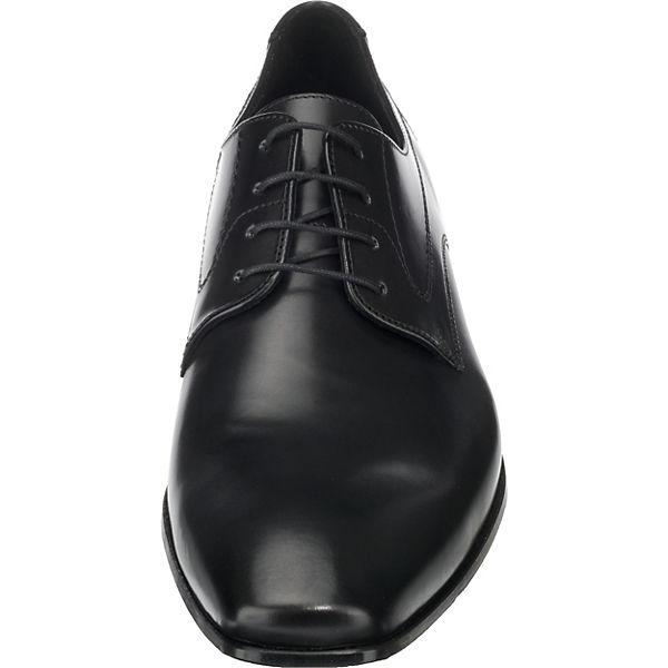 LLOYD NICOLAS Business-Schnürschuhe schwarz
