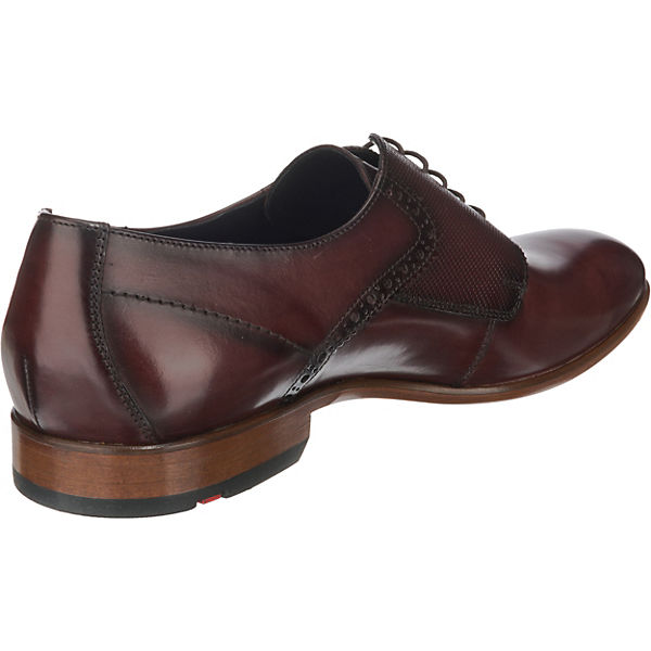 LLOYD OAKLAND Business-Schnürschuhe bordeaux