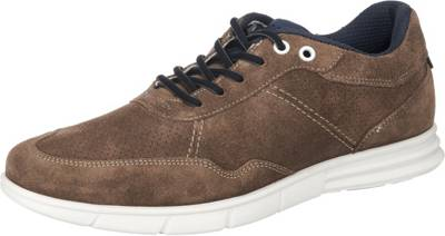 Lloyd LLOYD ADLAI Sneakers Low, braun, braun-kombi