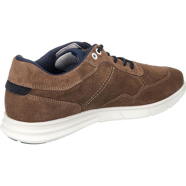 Low Sneakers LLOYD braun ADLAI kombi OqpWpzn