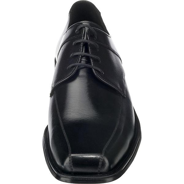 LLOYD DORIEN Business-Schnürschuhe schwarz