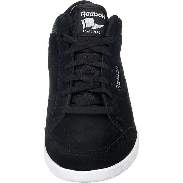 Reebok, REEBOK ROYAL ANFUSO MS MS MS Sneakers Low, schwarz   16a624