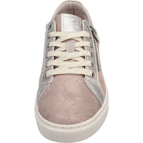 MUSTANG Sneakers Low koralle