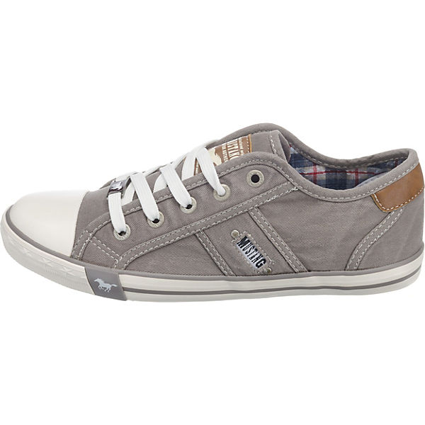 Sneakers grau Low Sneakers Sneakers MUSTANG MUSTANG MUSTANG Low grau grau Low MUSTANG Low Sneakers grau nxBAqwHXF
