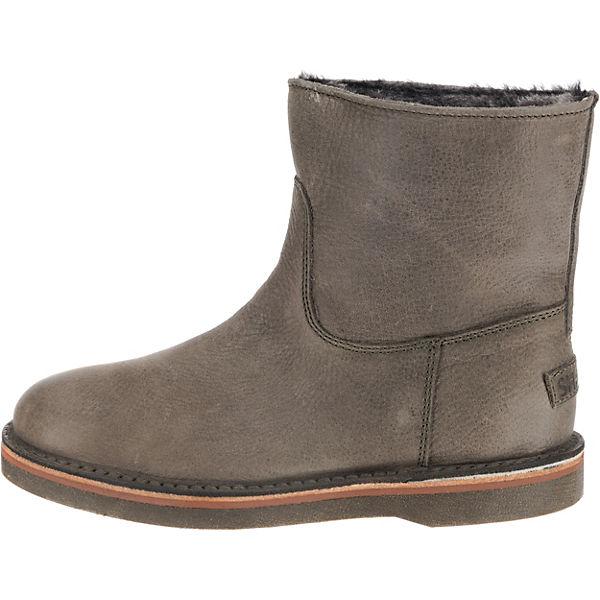 Shabbies Amsterdam Klassische Stiefeletten taupe  Gute Qualität beliebte Schuhe