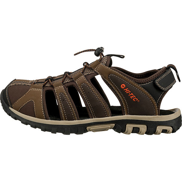 Cove HI Outdoorsandalen kombi Breeze TEC braun Zqq7Ow