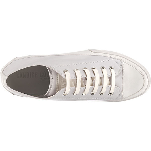 Candice Cooper, Rock Sneakers Low, hellgrau     e9545a