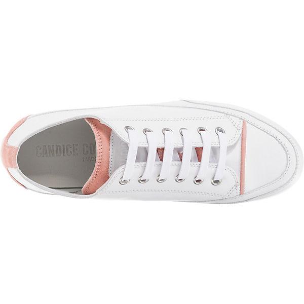 Candice Candice Candice Cooper Rock Profilo Sneakers Low weiß  Gute Qualität beliebte Schuhe 826547