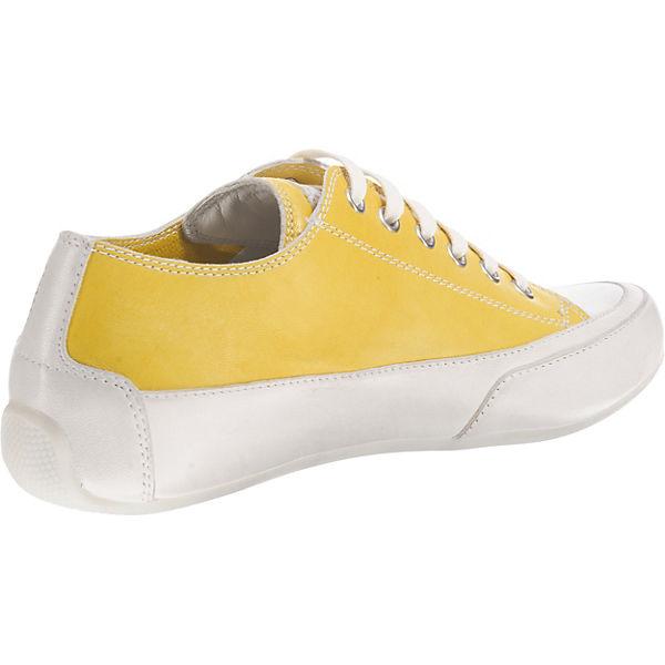 Cooper Candice Sneakers Low gelb Rock Bzpq4w7