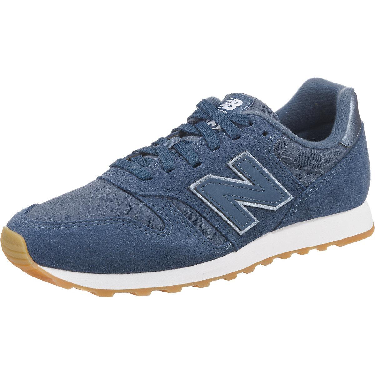 New balance, WL373 B Turnschuhe Low, dunkelblau  Gute Qualität beliebte Schuhe