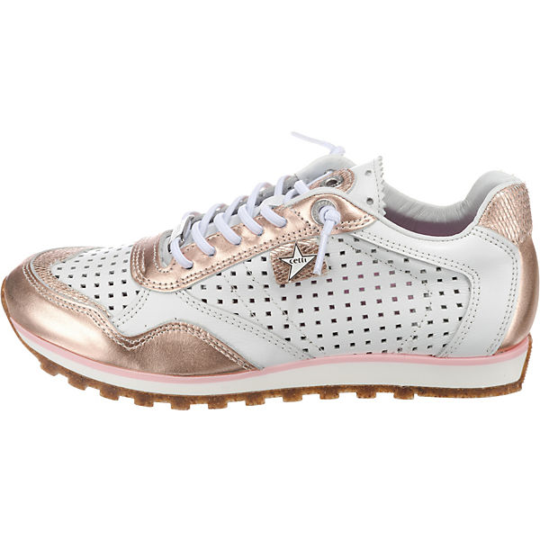 Low Cetti silber Sneakers Cetti Sneakers HHq0Bz