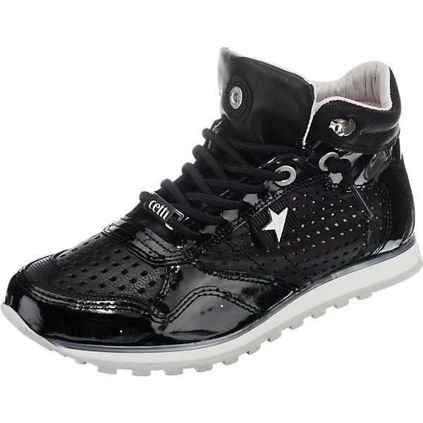 Sneakers High High Cetti High schwarz Cetti Sneakers Sneakers Cetti schwarz schwarz gwqAdCq