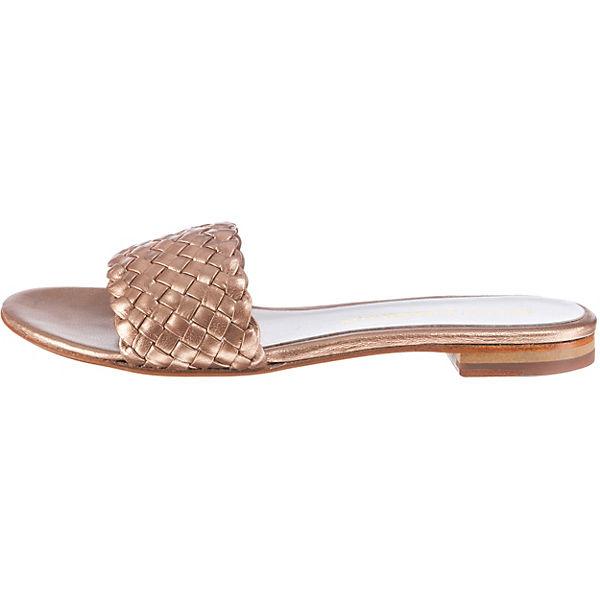 MELVIN & bronze HAMILTON, Hanna 26 Pantoletten, bronze &  Gute Qualität beliebte Schuhe f9b65e