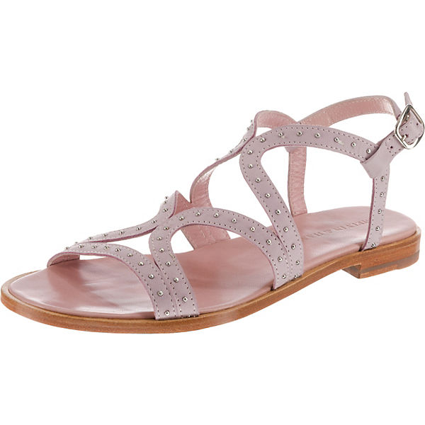 Temperament Schuhe zum halben Preis Beste MELVIN & HAMILTON, Sandra 28 Komfort-Sandalen, lila