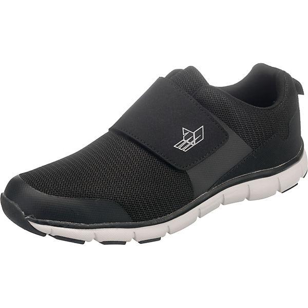 LICO LICO Low Sneakers Impression schwarz Impression wxY57Yrzq