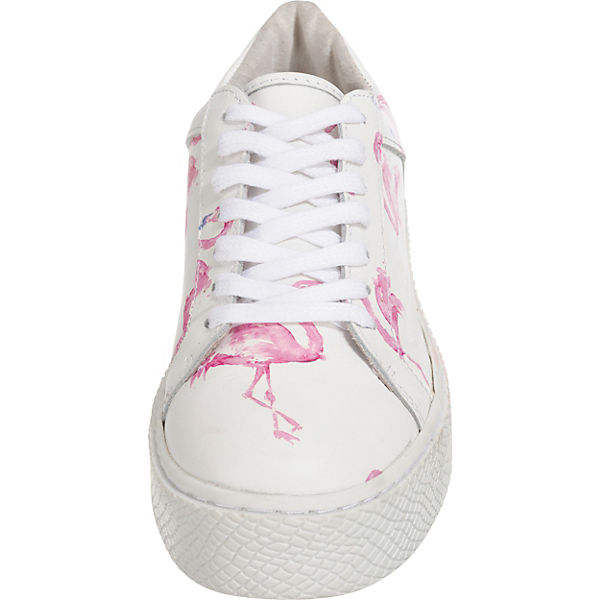 SPM Soho Sneaker Sneakers Low weiß-kombi