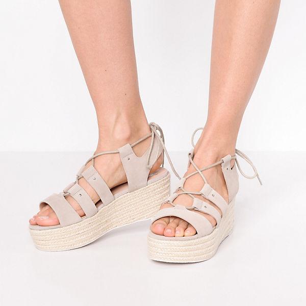 SPM,  Casma Rope Sandal Plateau-Sandaletten, beige  SPM, Gute Qualität beliebte Schuhe 6133c0
